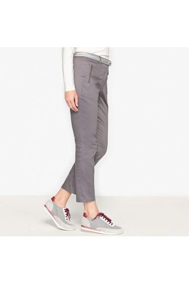 Pantaloni ANNE WEYBURN 5894158 Gri, gri-antracit - els