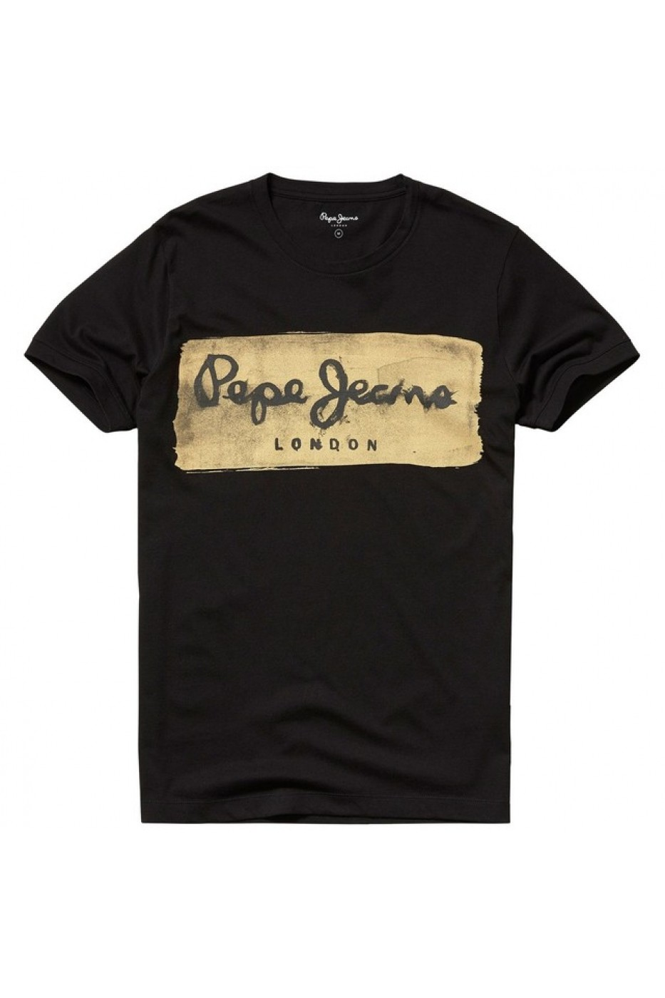 94a797639b Pepe Jeans Póló LRD-6678890 Fekete - FashionUP!