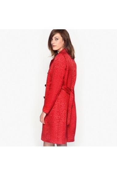 Palton ANNE WEYBURN 6746950 Rosu