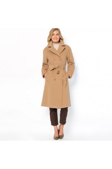 Palton ANNE WEYBURN 6750087 Bej - els