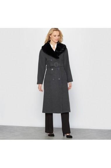 Palton ANNE WEYBURN 6752250 Gri