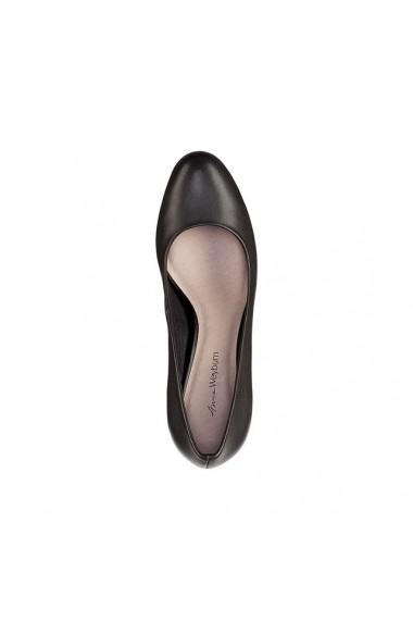 Pantofi cu toc ANNE WEYBURN 6768660 Negru