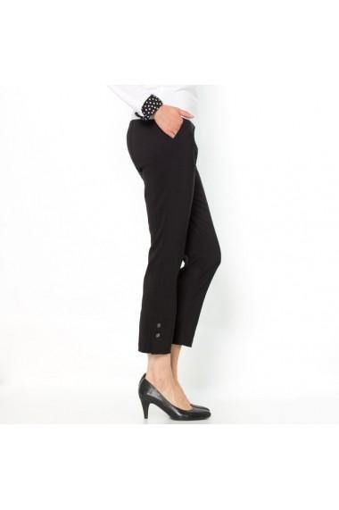 Pantaloni 3/4 ANNE WEYBURN 6885799 Negru