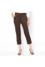 Pantaloni 3/4 ANNE WEYBURN 6933220 Maro - els
