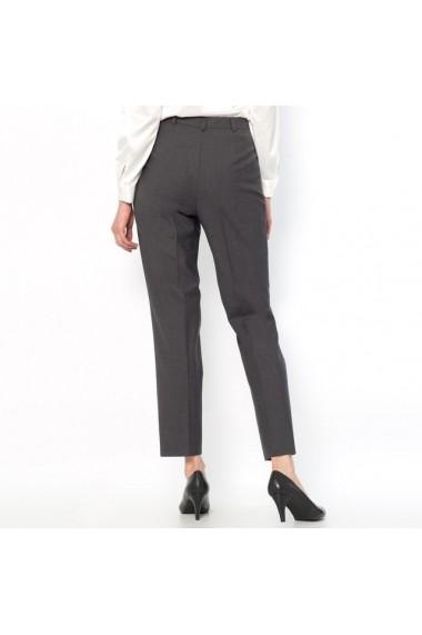Pantaloni ANNE WEYBURN 6943470 Gri, gri-antracit - els