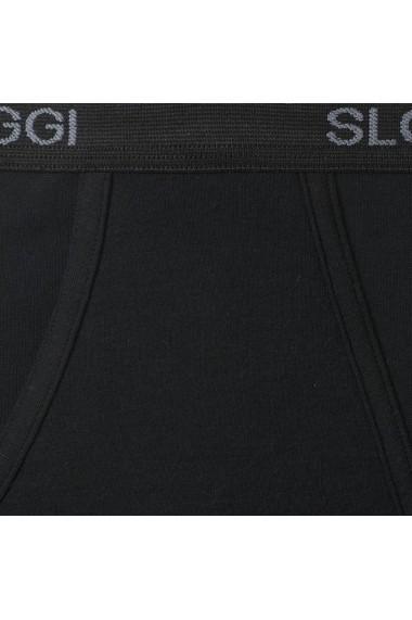 Slip SLOGGI 8410500 Negru