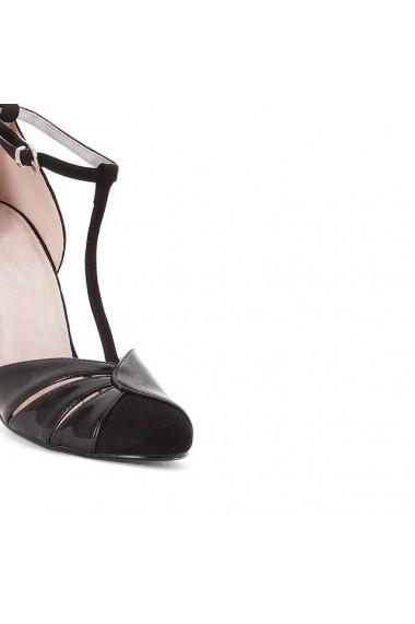Pantofi MADEMOISELLE R 8684804 Negru, multicolor