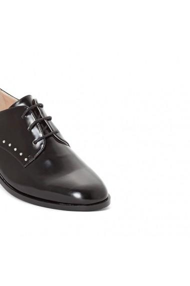 Pantofi R edition 8691215 Negru - els