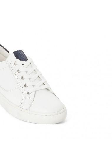 Pantofi sport R essentiel 8699437 Alb, albastru