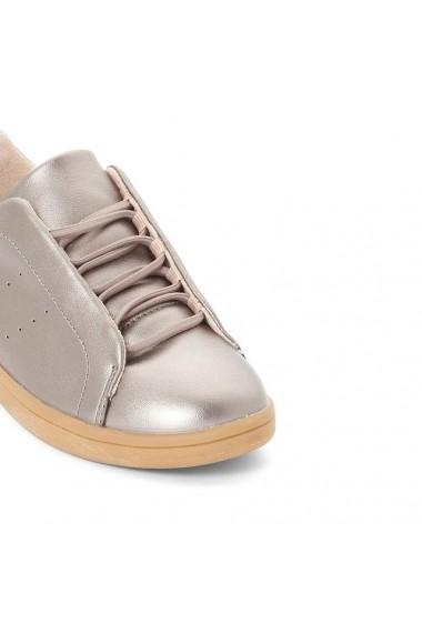 Pantofi sport ABCD`R 8716510 Argintiu - els