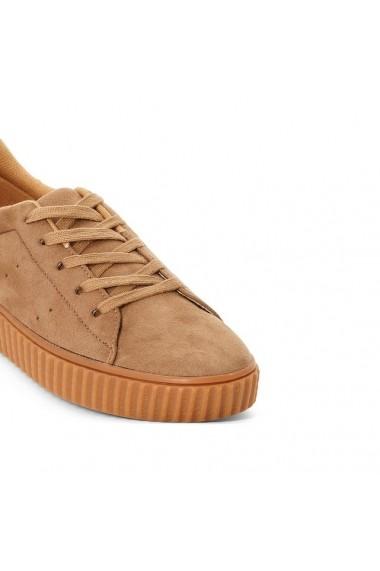 Pantofi sport CASTALUNA 8721750 Bej - els