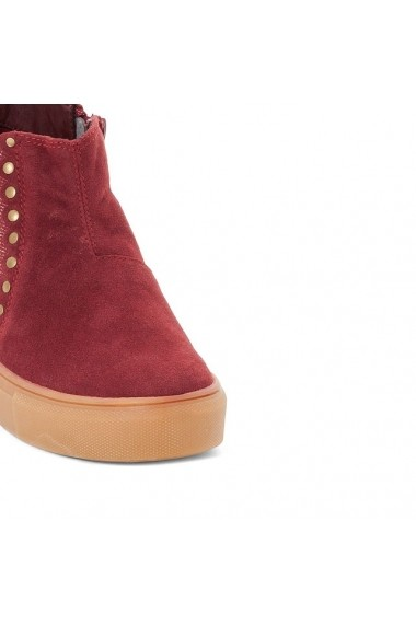 Pantofi sport ABCD`R 8724326 Bordo - els