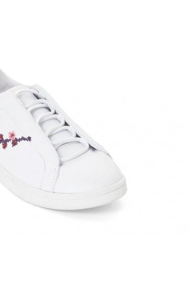 Pantofi sport ABCD`R 8761558 Alb - els