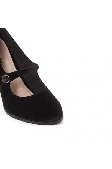 Pantofi cu toc CASTALUNA 8796106 Negru - els