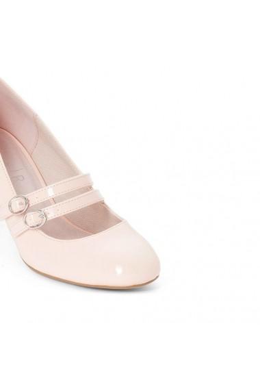 Pantofi cu toc MADEMOISELLE R 8804729 Nude