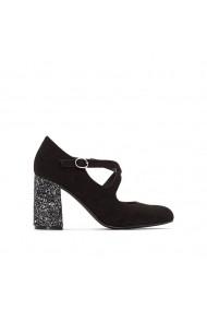 Pantofi cu toc MADEMOISELLE R 8805822 Negru