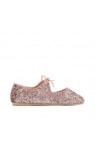 Pantofi ABCD`R 8806594 Roz