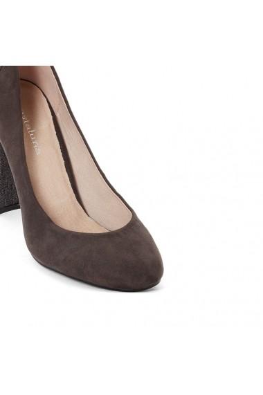 Pantofi cu toc CASTALUNA 8819750 Gri