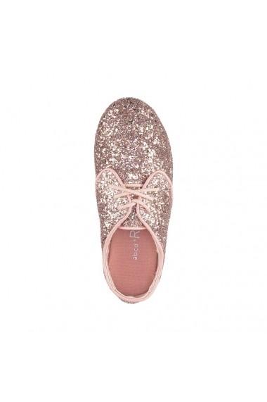 Pantofi ABCD`R 8823243 Auriu - els