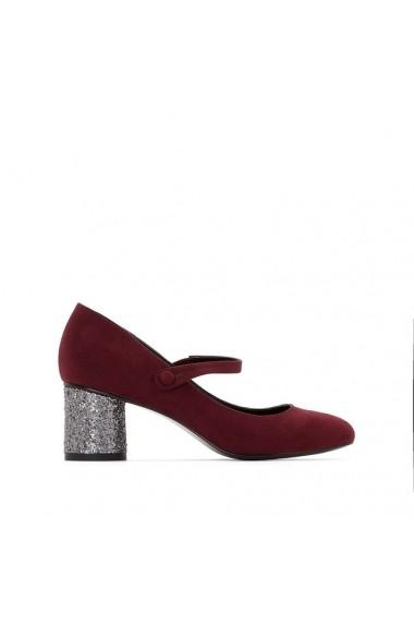 Pantofi cu toc MADEMOISELLE R 8839743 Bordo