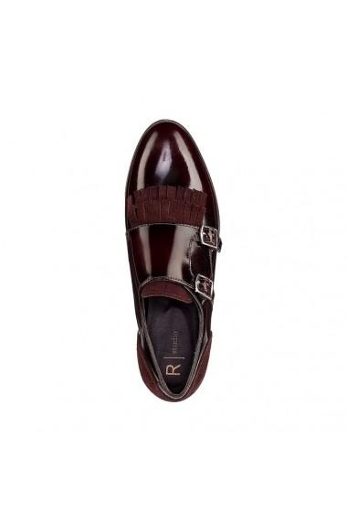 Pantofi R STUDIO 8843830 Bordo