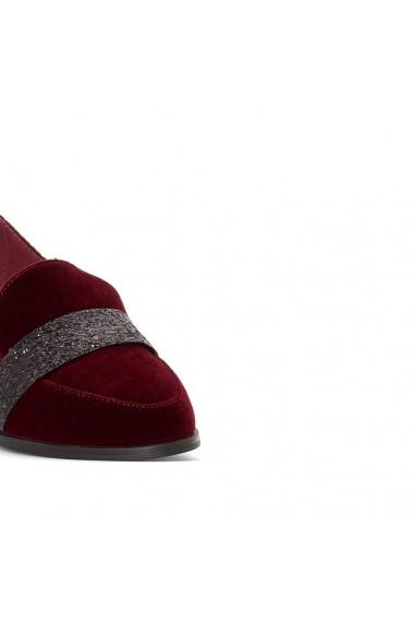 Pantofi CASTALUNA 8845557 Bordo - els