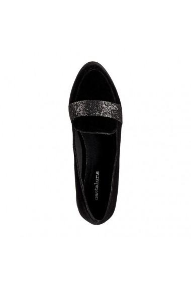 Pantofi CASTALUNA 8845859 Negru - els