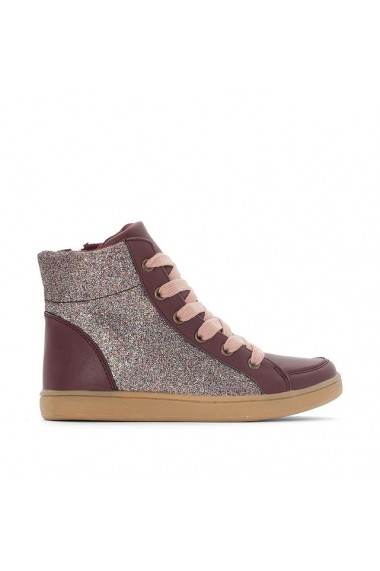 Pantofi sport ABCD`R 8850682 Bordo - els