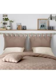 Set 2 huse tablia patului SCENARIO AIK529 gri