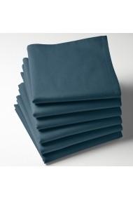 Set 6 prosoape de bucatarie SCENARIO AKC767 albastru