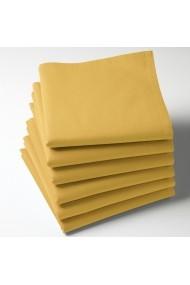 Set 6 prosoape de bucatarie SCENARIO AKC767 galben