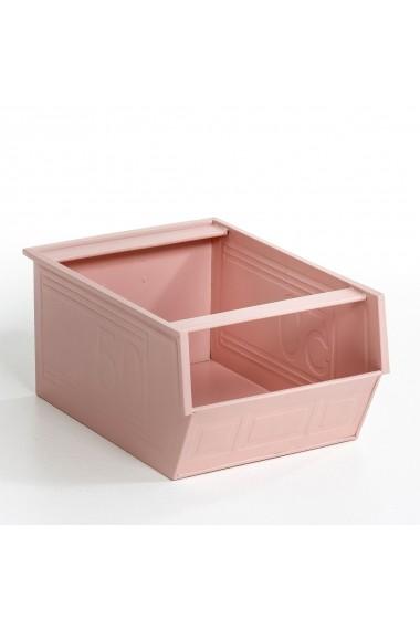 Cos metalic cu maner AM.PM AKK729_nude_pink Roz