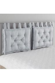 Perna tablia patului SCENARIO BED667 gri
