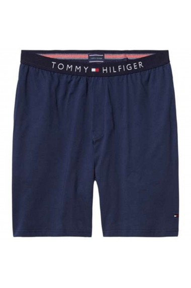 Pantaloni de pijama Tommy Hilfiger GAA208 bleumarin