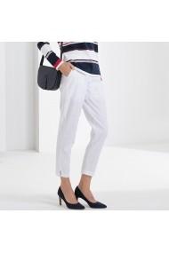 Прав панталон ANNE WEYBURN GAI248-10465 бяло