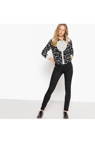 Jeans FREEMAN T. PORTER GBC977 negru