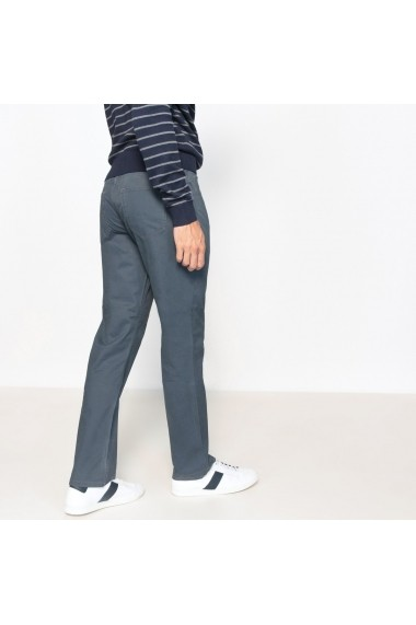 Pantaloni La Redoute Collections GBD433_Gris-moyen Gri - els