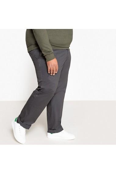 Pantaloni CASTALUNA FOR MEN GBD657 gri