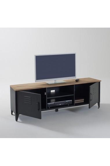 Comoda pentru televizor Hiba La Redoute Interieurs GBI588 negru