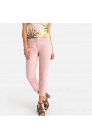 Pantaloni trei sferturi ANNE WEYBURN GBZ564 roz