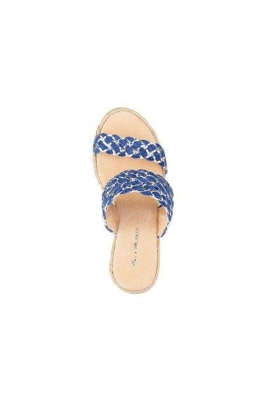 Papuci ANNE WEYBURN GCA535 bleumarin