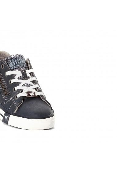 Pantofi sport MUSTANG SHOES GCC734_bleumarin Bleumarin