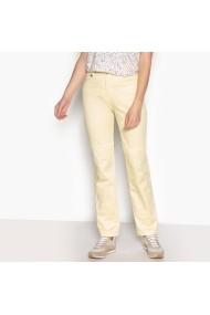 Pantaloni ANNE WEYBURN GCE906 galben