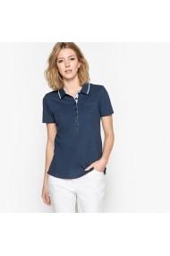 Tricou Polo ANNE WEYBURN GCE954 bleumarin