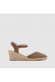 Pantofi cu toc La Redoute Collections GCF454 gri