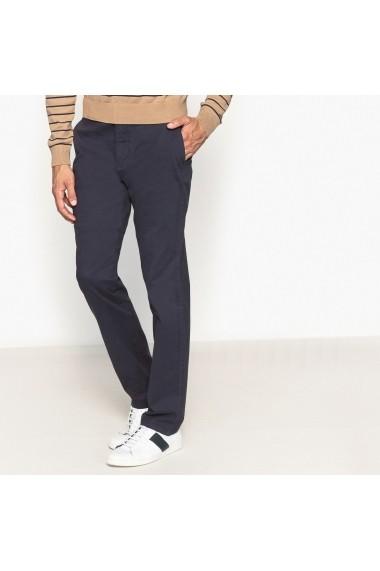 Pantaloni La Redoute Collections GCG181 bleumarin - els
