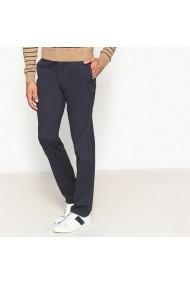 Pantaloni La Redoute Collections GCG181 bleumarin