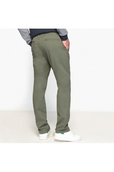 Pantaloni La Redoute Collections GCG181 kaki - els