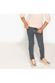 Jeans La Redoute Collections GCG953 gri - els