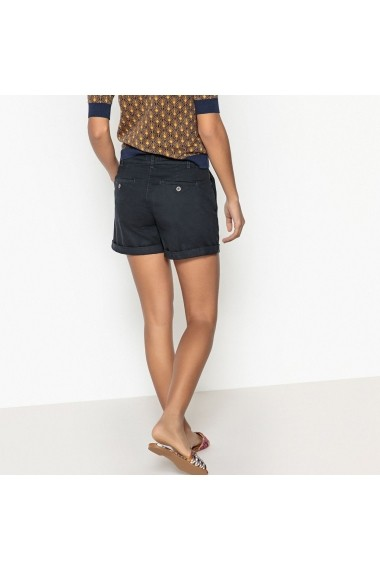 Pantaloni scurti La Redoute Collections GCK438 bleumarin - els